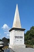 20110612 Graf Berend Brugsma (1797-1868) Zuiderbegraafplaats Groningen NL.jpg