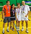 2011 US Masters International - Miami lakes - Manolo & Dora (Peru) -Susan & Curt Dommeyer (16139553511).jpg