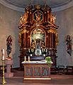 201206221119b Hesselbach Kirche Hochaltar.JPG