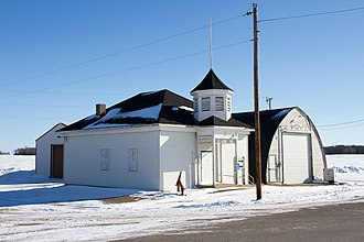 Stockholm Township, Wright County, Minnesota - Stockholm Township Hall