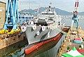2013. 9. 천왕봉함 진수식 Rep. of Korea Navy ROK Ship Chunwangbong Launching Ceremony (9732842243).jpg