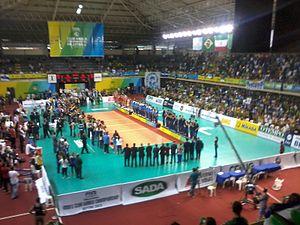 2013 FIVB Volleyball Men's Club World Championship - Award ceremony.