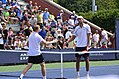 2013 US Open (Tennis) - Qualifying Round - Andrey Gobulev and Ivo Karlovic (9695824677).jpg