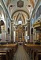 2014 Kłodzko, kościół Matki Bożej Różańcowej 16.JPG