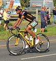 2014 Tour of Britain stage 5 rider 51 Songezo Jim.JPG