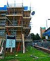 2015 London-Woolwich, Barnfield Estate 03.jpg