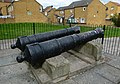 2015 London-Woolwich, Cambridge Barracks gate house 19.JPG
