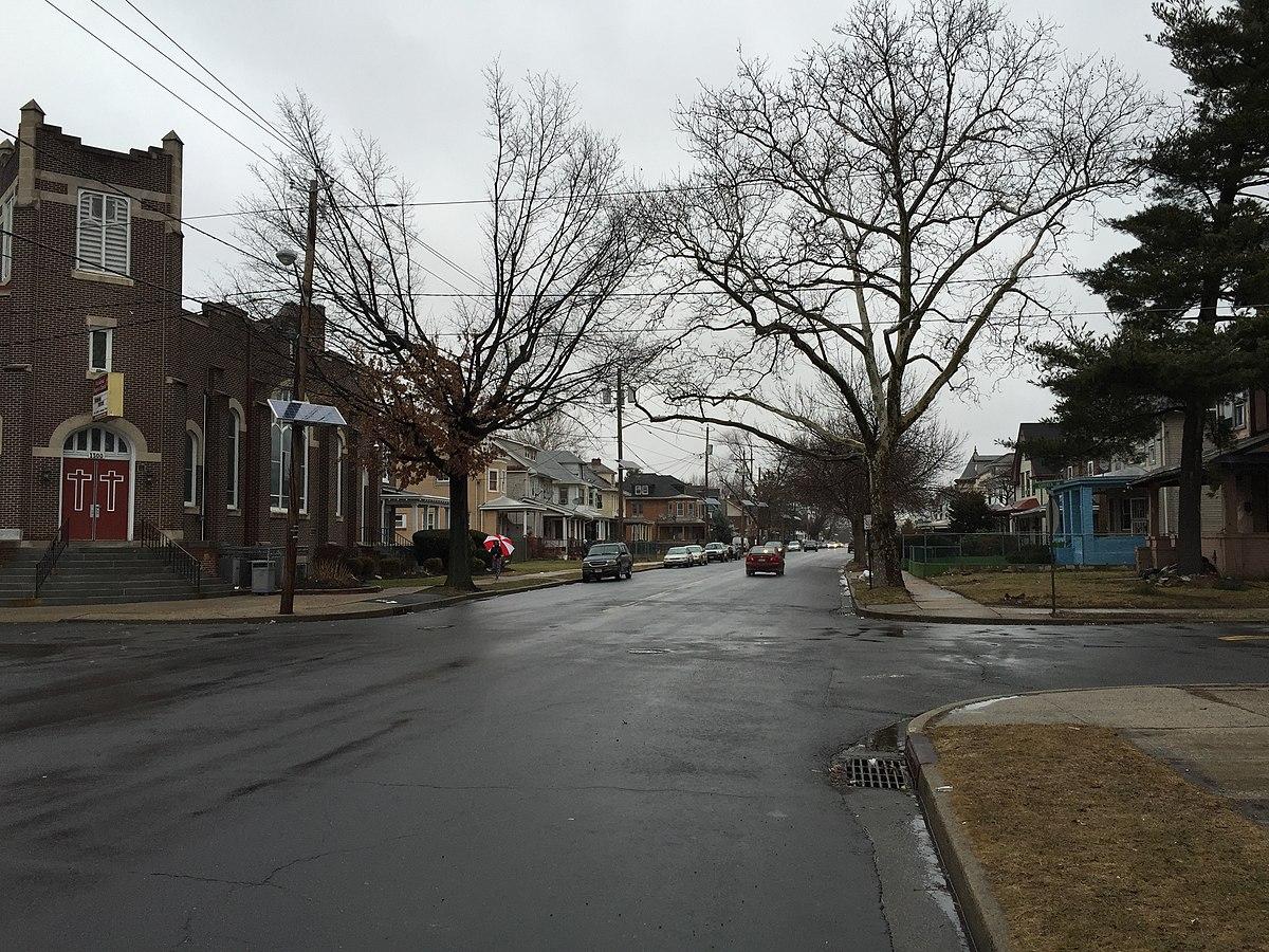 Wilbur, Trenton, New Jersey - Wikipedia