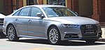 2016 Audi A6 (4G MY17) 3.0 TDI Biturbo sedan (2018-10-29) 01.jpg