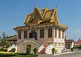 2016 Phnom Penh, Pałac Królewski, Hor Samritvimean (04).jpg