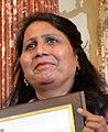 2016 TIP Report Hero Award Recipient Syeda Ghulam Fatima of Pakistan in Washington (27965770286) (cropped).jpg