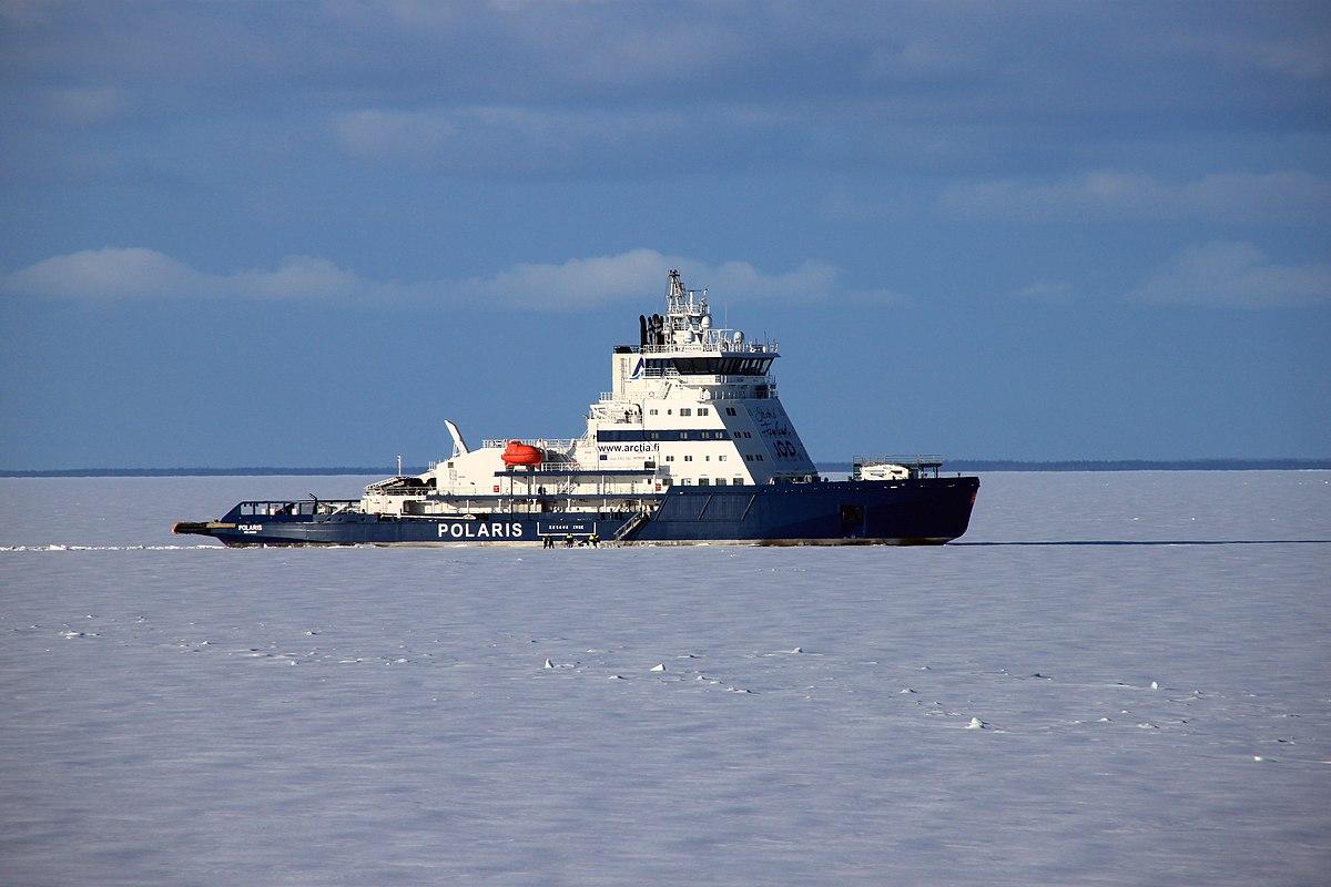 Polaris (icebreaker) - Wikipedia  Polaris (icebre...