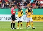 2017-08-11 TuS Koblenz vs. SG Dynamo Dresden (DFB-Pokal) by Sandro Halank–010.jpg