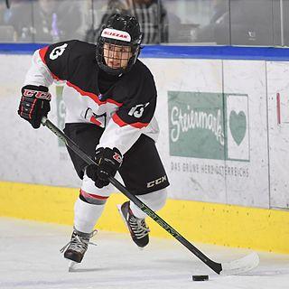 Moeko Fujimoto Japanese ice hockey player