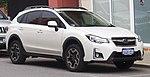 2017 Subaru XV (GP7 MY17) 2.0i-L hatchback (2018-08-27) 01.jpg