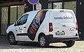 2018-01-03 Estrella Galicia brewery service van, Albufeira.JPG