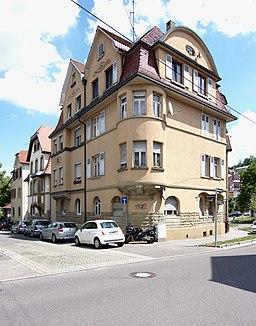 Mühlwasen in Stuttgart