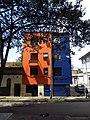 2018 Bogotá edificio carrera 13 A calle 23, barrio La Alameda.jpg