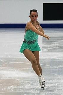 Aimee Buchanan figure skater