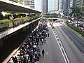2019-10-04 Central Protest on Connaught Road Central near Exchange Square (3).jpg
