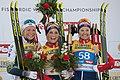 20190226 FIS NWSC Seefeld Ladies CC 10km Flower Ceremony 850 4809.jpg