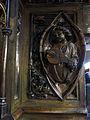 201 Basílica de Montserrat, capella de Sant Martí, detall escultòric del retaule.JPG