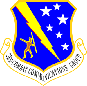 201st Combat Communications Group - 201st Combat Communications Group logo