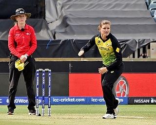 Jess Jonassen Australian cricketer