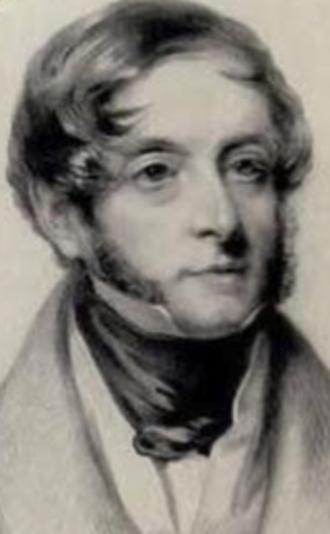 Richard Butler, 2nd Earl of Glengall - Richard Butler, 2nd Earl of Glengall in 1854 by Richard James Lane