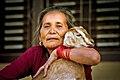 3, Amaa hugging goat - Flickr - ^saipal.jpg