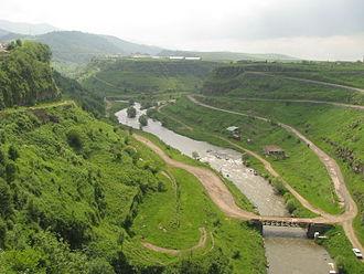 Lori Province - Dzoraget River