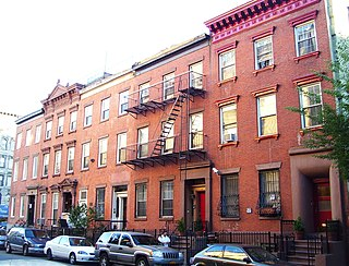 East Village/Lower East Side Historic District Historic district in New York City