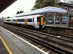Maidstone West railway station - Image: 375302 Maidstone West 19 may 2012