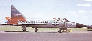 14th Operations Group - 14th Fighter Group F-102A Delta Dagger, 1959
