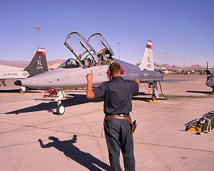 434th Fighter Training Squadron - 434th Fighter Training Squadron T-38 Talon