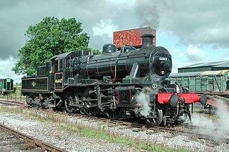 East Somerset Railway - Image: 46447 cranmore