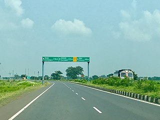 National Highway 53 (India) national highway in India