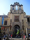 5.3 Puerta del Perdón. Fachada Norte de la Catedral de Sevilla. Sevilla..JPG