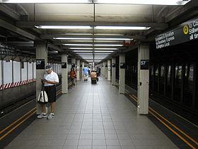 57th Street Seventh Avenue