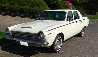 Dodge Dart - 1964 Dodge Dart 4-door sedan