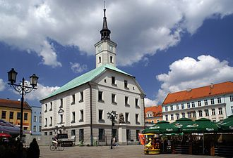 Silesian Voivodeship - Gliwice, one of the oldest cities in Silesia