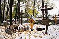 """6882vik Zakopane, cmentarz """"Na Pęksowym Brzyzku"""". Foto Barbara Maliszewska.jpg"""