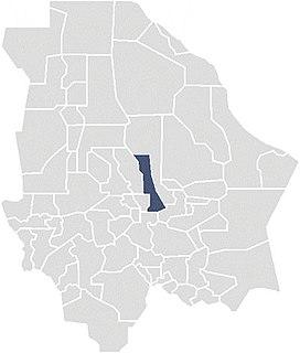 federal electoral district of Mexico
