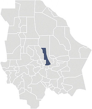 Sixth Federal Electoral District of Chihuahua - District Chih-VI