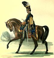 7th Queen's Own Hussars uniform