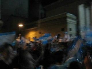 2012 anti-government protest against Cristina Fernández de Kirchner