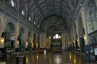 Chiesa Di Sant Angelo Milano Wikipedia