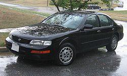 1996 nissan maxima oil type