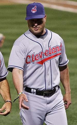 Manny Acta - Acta in May 2010