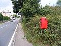 A12 Main Rd Darsham and The Stn Postbox no IP17 4607 - geograph.org.uk - 1405149.jpg